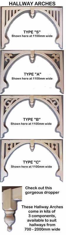 how to make face wooden curved