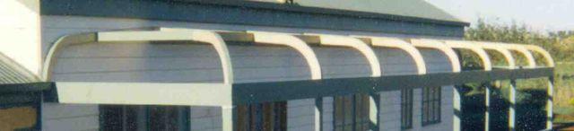 Bullnose Verandas Bullnose Roofing Bullnose Rafters Diy