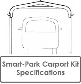 Smart-Park Carport Kit Specifications