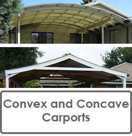 Convex and Concave Carports