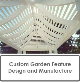 Custom Garden Feature Design and Manufacture