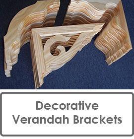 Decorative Verandah Post Brackets