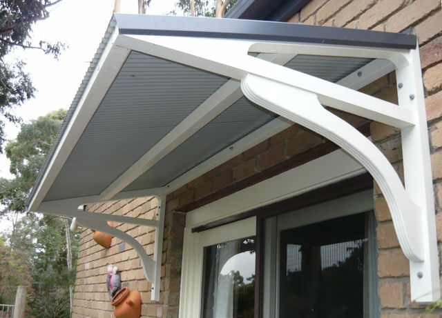 Window Canopies And Timber Window Awnings In Decorative