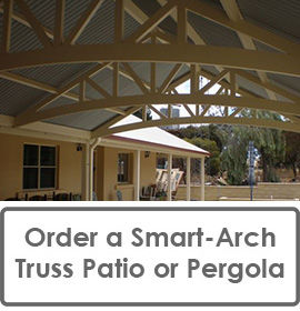 Order a Smart-Arch Truss Patio or Pergola