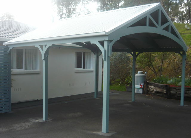 Prefab Wood Carport Kits : Prefab carport kits images garage affordable car