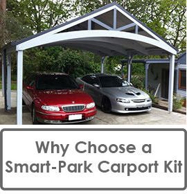 Why Choose a Smart-Park Carport Kit