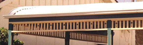 Frieze & Balustrading   Frieze Panels   Verandah   Decorate Timber Verandah